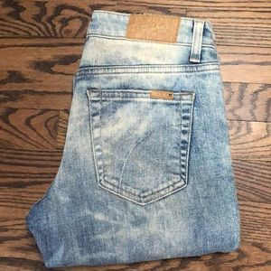 JOES JEANS WOMENS BF HIGHWATER DENIM (25)